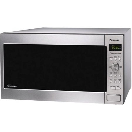 GE Stainless Countertop Microwave Oven JES2051SNSS